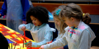 Footsteps Messy Church @ High View Primary | Wallington | United Kingdom